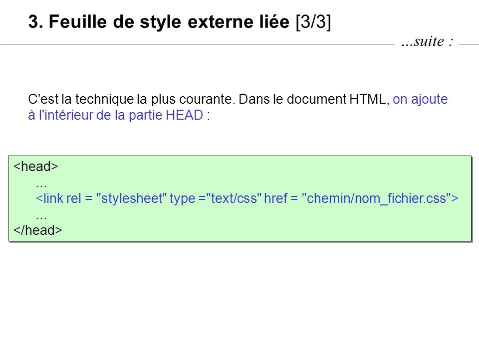 Télécharger la feuille de style de la table html